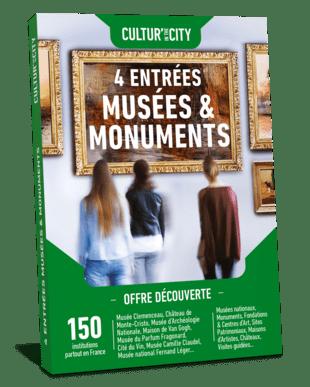 Coffret musées